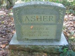 Joseph B Asher