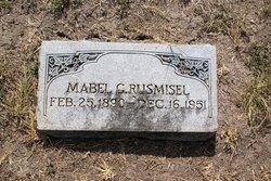 Mabel Rusmisel