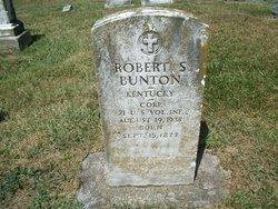 Robert Samuel Bunton