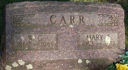 William Grant Carr