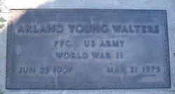 PFC Arland Young Walters