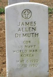 James Allen Demuth