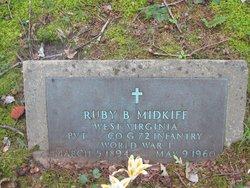 Ruby B Midkiff