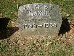 Claire <I>Heller</I> Moxon