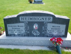 Walter Raymond Heimbigner
