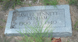 Samuel Bennett Denham