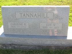Caroline R. <I>Weide</I> Tannahill
