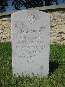 Mary E Garcia
