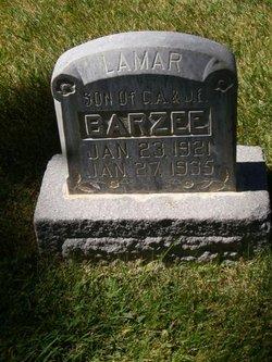 Lamar Barzee
