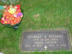 Gilbert S Stevens, Sr