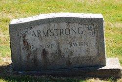 Katie Lena <I>Palmer</I> Armstrong
