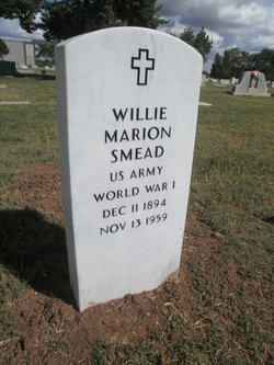 "William Marion ""Bill"" Smead"