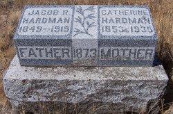 "Catherine Frances ""Kate"" <I>Pryor</I> Hardman"