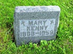 Mary Ann <I>Cunningham</I> Kenny