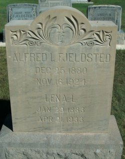 Alfred Lars Fjeldsted