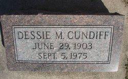 Dessie M. Cundiff