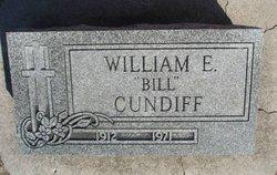 """William E. """"Bill"""" Cundiff"""