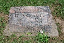 Fonrose Bathe