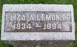 Eliza A <I>Root</I> Lemonier