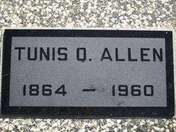 Tunis Q Allen
