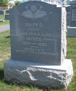 Ralph Davis Hedges
