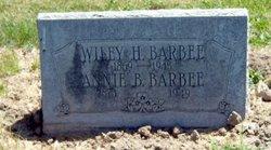 Wiley Herbert Barbee