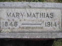 Mary Mathias