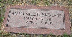 Albert Miles Cumberland