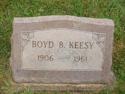 Boyd Benjamin Keesy