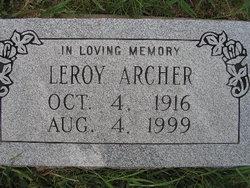 Leroy Archer