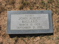 John Albert Ballard