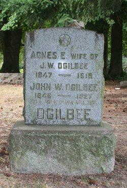 Agnes Emeline <I>Laubach</I> Ogilbee