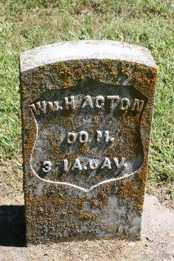 William Harrison Acton