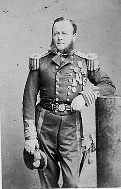 Capt Hugh Talbot Burgoyne