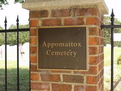 Appomattox Cemetery