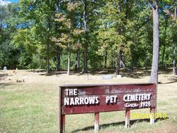 Narrows Pet Cemetery