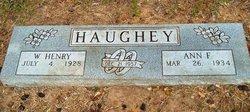 Ann Fern <I>King</I> Haughey