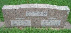 Flora Belle <I>Thompson</I> Sloan
