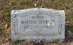 Martha Elvira <I>Kilburn</I> Stewart