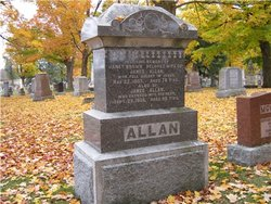 Janet <I>Brown</I> Allan