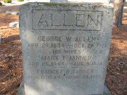Corp George Wilson Allen