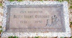 Betty Irene Osborne