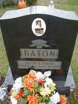Duane E. Baton