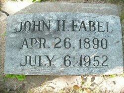 John Henry Fabel