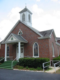 First Baptist Church of Montmorenci Cemetery