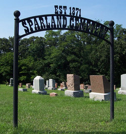 Sparland Cemetery
