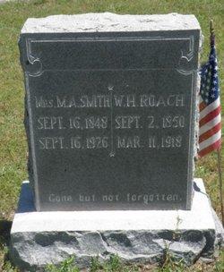 Mrs M. A. Smith
