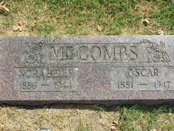 Nora Belle <I>Wilburn</I> McCombs