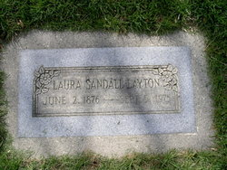 Laura Lucy <I>Sandall</I> Layton