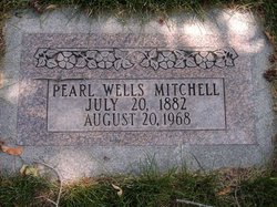 Pearl <I>Wells</I> Mitchell